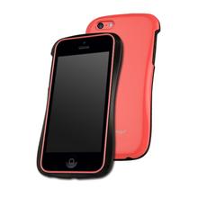 DRACO ALLURE  CP Ultra Slim Bumper Case - for iPhone 5C (Pink)