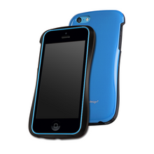 DRACO ALLURE  CP Ultra Slim Bumper Case - for iPhone 5C (Blue)