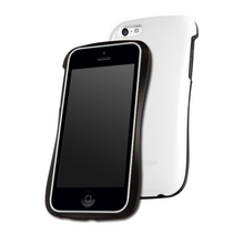 DRACO ALLURE  CP Ultra Slim Bumper Case  - for iPhone 5C (White)