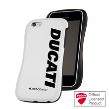 DRACO ALLURE CPDU Ultra Slim Bumper Case - for iPhone 5C (White-1)