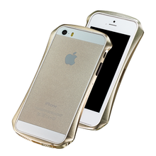 DRACO VENTARE 2 ALUMINUM BUMPER - FOR IPHONE SE/5S/5 (Champagne Gold)