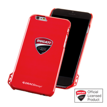 DRACO DUCATI ULTRA SLIM CASE - FOR iPHONE 6/6S (DUCATI CORSE)
