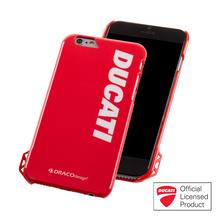 DRACO DUCATI ULTRA SLIM CASE - FOR iPHONE 6/6S (DUCATI RED)