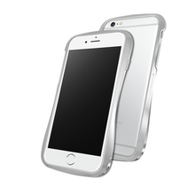 DRACO 6 ALUMINUM BUMPER - FOR IPHONE 6/6S (ASTRO SILVER)