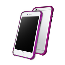 Tigris ALUMINUM BUMPER - FOR IPHONE 6/6S (Galactic Purple)
