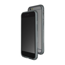 Venano Aluminum Bumper with Sound Direction Function for iPhone 6S/6 (Graphite Gray)