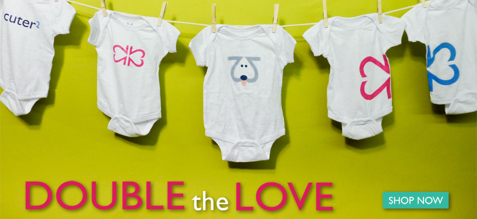 Double Love My Twins Are Cuter Online Store