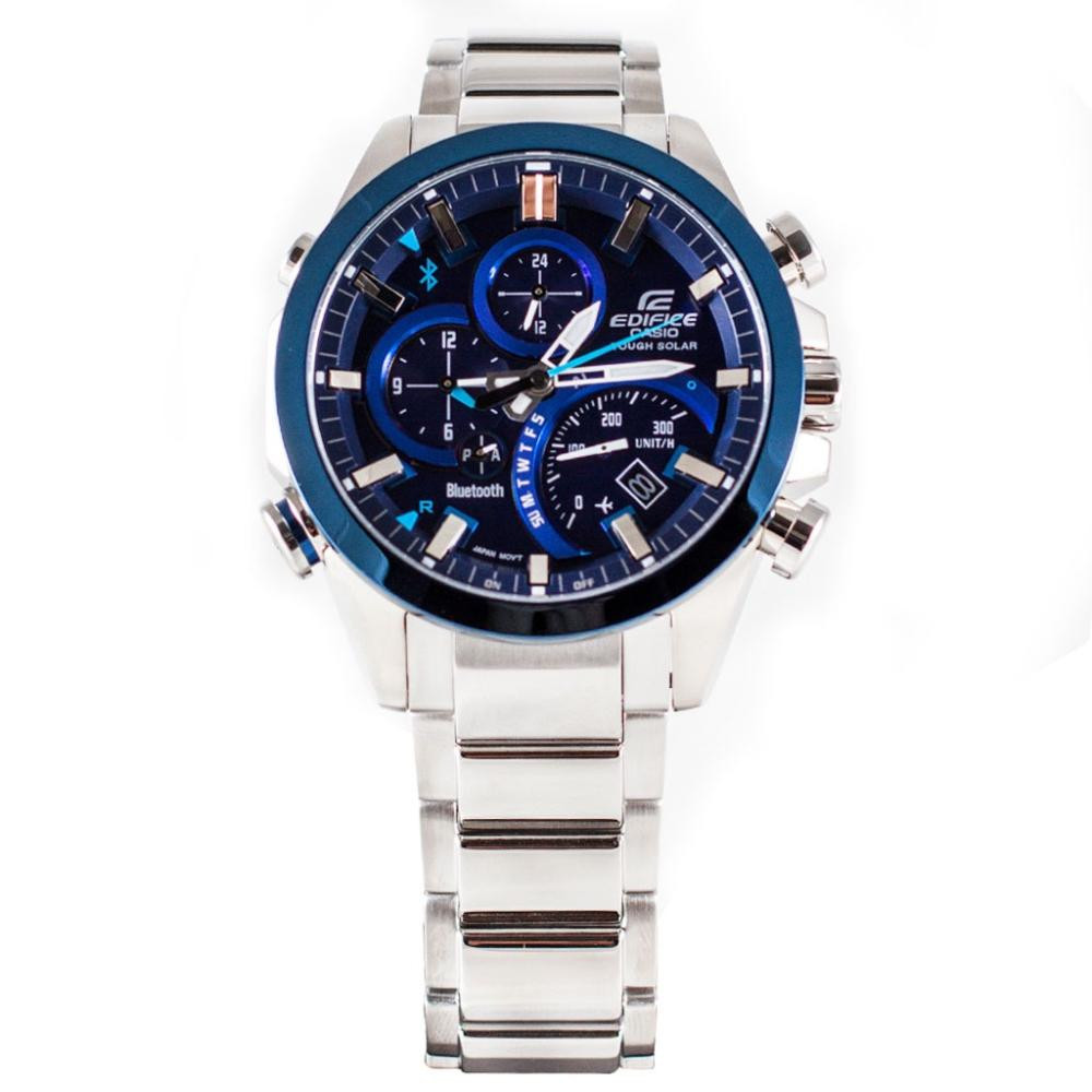 Eqb Reloj Edifice 501db 2acf Watch Mobile Casio Link fygbY7v6