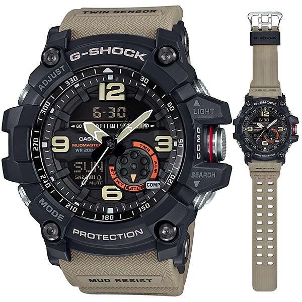 996db4c06661 Reloj CASIO G-Shock Mudmaster GG-1000-1A5 - MakaCel