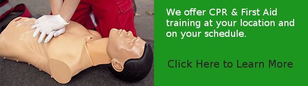 CPR & First Aid CTA