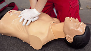 CT on-site CPR training