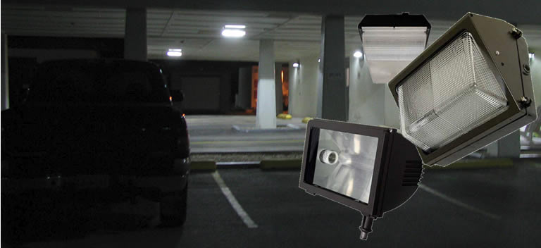 High Quality Commercial Outdoor Lighting