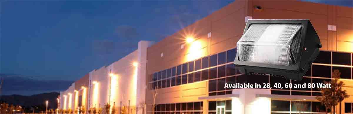 Altech 40 Watt LED Wallpack