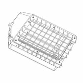W20 Series Cut-off Wall Pack Wire Guard
