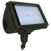 40 Watt LED Roundback Flood Light