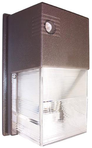 13 Watt LED Wallpack Polycarbonate Lens