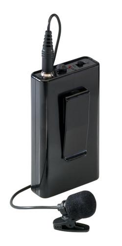 Lavalier Wireless Mic With Tie-Clip By Oklahoma Sound -
