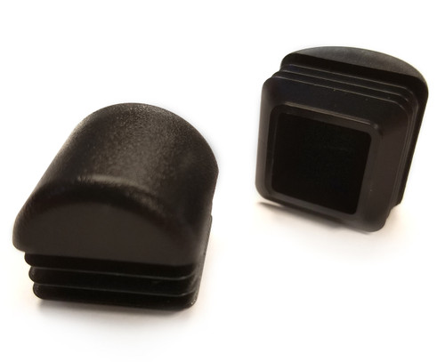 """100 pk - 7/8"""" Gator Universal Rocker Glide Inserts For Stack Chairs - Free Shipping - 2 Sizes"""