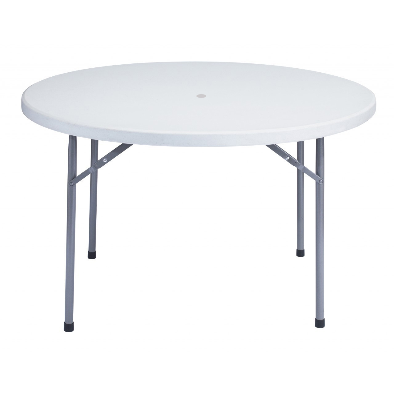 4 foot adjustable height folding table - Durable Eco Friendly Design