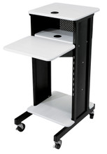 Premium Presentation Cart By Oklahoma Sound