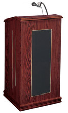 The Prestige Lectern With Sound By Oklahoma Sound