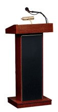 The Orator® Standard Height Lectern By Oklahoma Sound