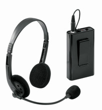 Wireless Headset Mic By Oklahoma Sound