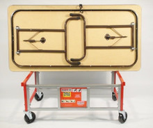 Junior Flagship Table Toter for 6 foot to 8 foot Folding Tables