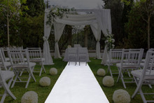 "30""W Polyester Aisle Runner - Sold In 1FT Sections"