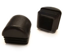 """100 pk - 7/8"""" Gator Universal Rocker Glide Inserts For Stack Chairs"""