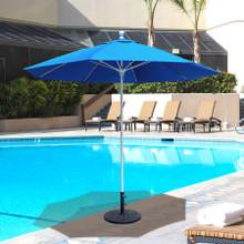 Galtech 9-ft. Aluminum Umbrella With Manual Lift, Model 735