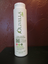 Olivella The Olive Conditioner:  Anti aging properties, natural antioxidants, paraben free.  Apply to clean wet hair and massage in to hair and scalp. Rinse after 1-3 minutes. Best results when used with Olivella Shampoo.  - 8.45 fl. oz. / 250 ml.    (Product of Italy)