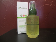 Olivella Moisturizer Oil :  Anti-Aging properties, natural antioxidants, paraben free. Apply daily 10-15 minutes before bed time. Gently massage 1 or 2 drops on the face, neck, or body until oil is fully absorbed. For best results, apply when the skin is still damp after washing. Do not over apply.  1.69 fl. oz. / 50 ml.    (Product of Italy)