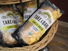 Take & Bake Garlic Bread
