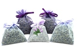 Five Lavender Filled Sachets
