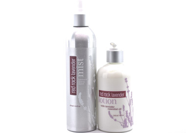 Lotion & Mist Set - Large Sizes