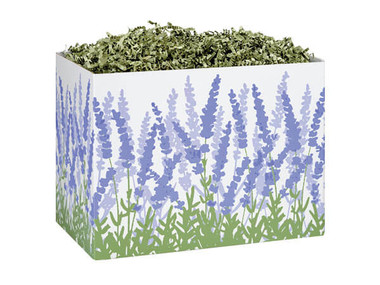 Personal Care Set Gift Wrapped in a Lavender Box