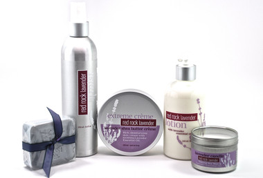 Luxury Personal Care Set Contents