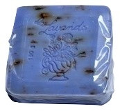 Lavender Flower Soap Bar