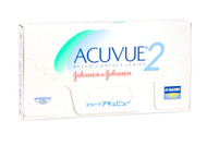 Acuvue 2 - 6 Pack Front