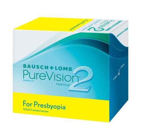 Purevision 2 HD for Presbyopia Front