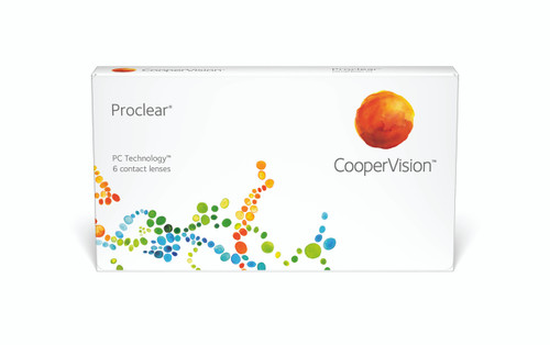 Proclear 6 Pack Front