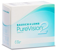 Purevision 2 HD - 6 Pack Front
