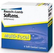 Soflens Multifocal - 6 Pack Front