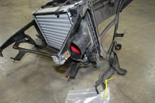 Porsche 911 997TT GT2 Turbo Factory Right Intercooler Assembly 997.110.640.00