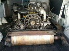 Porsche 911 964 1991 Complete Engine 3.6 Liter Used Motor Conversion Kit