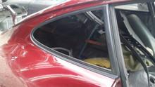 Porsche 911 993 Original RUF Quarter Glass OEM RH Passenger Side