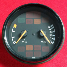 911 993 Carrera Oil Temp/Pressure Gauge 94-98 (99364110302)