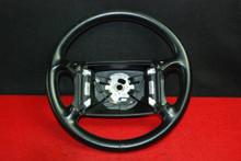 Porsche 911 964 4-Spoke Steering Wheel Black 964.347.804.50
