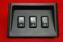 Porsche 911 993 Switch Housing Spoiler Control Unit Center Console 99363227100